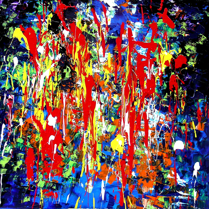 Aussi artiste peintre design d int rieur interior for Artiste art abstrait