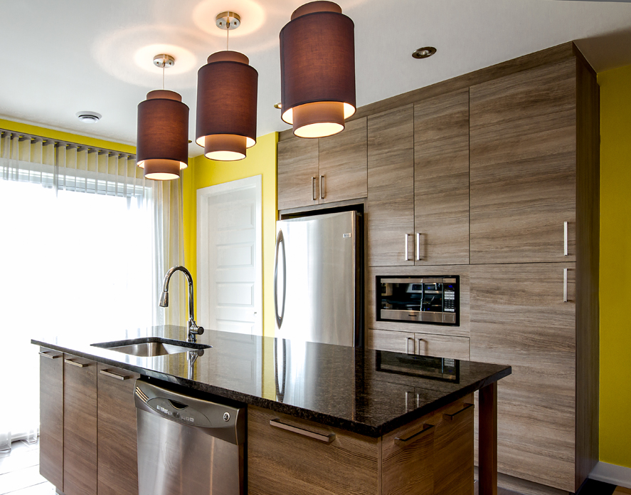 projet condo Tremblay - design d'intérieur. interior design ...