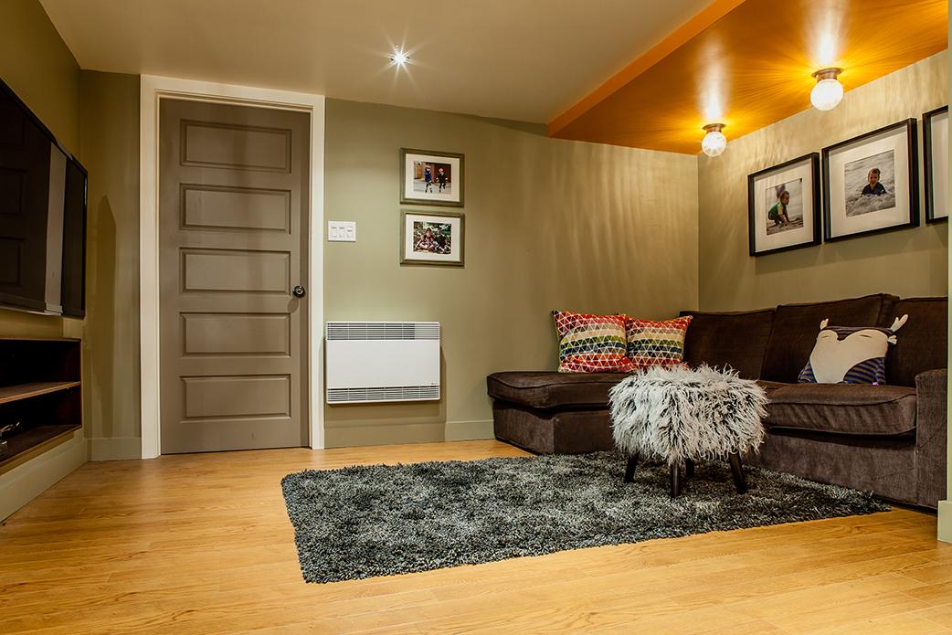 Couleur Chambre Sous Sol : Projet sous sol demontigny design d intérieur interior